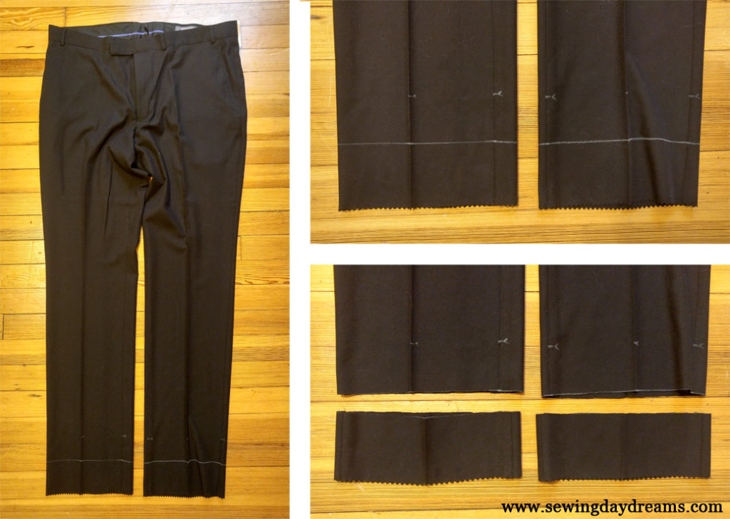 How to Hem Dress Pants
