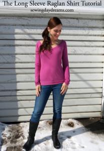 sewing-daydreams-long-sleeve-raglan-shirt Tutorial