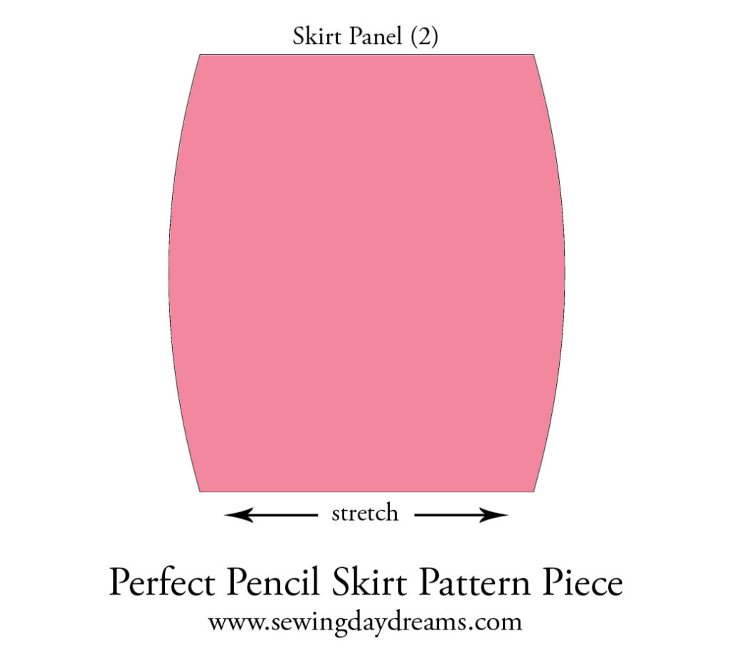 Sewing Daydreams - Perfect Pencil Skirt Pattern