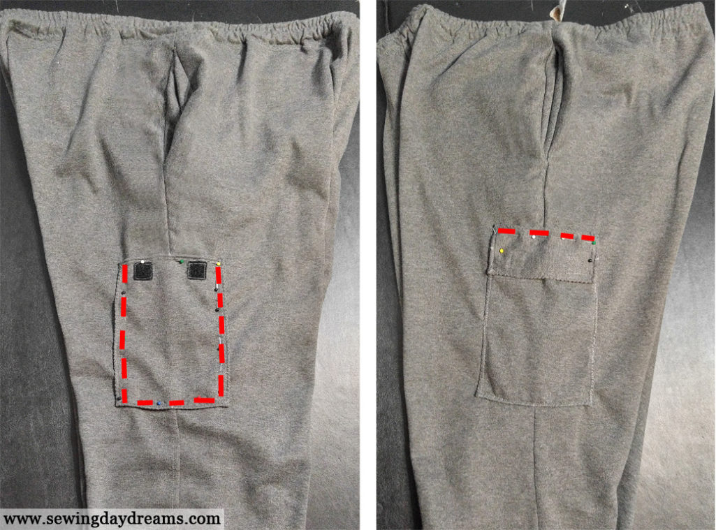 comfy sweatpants tutorial