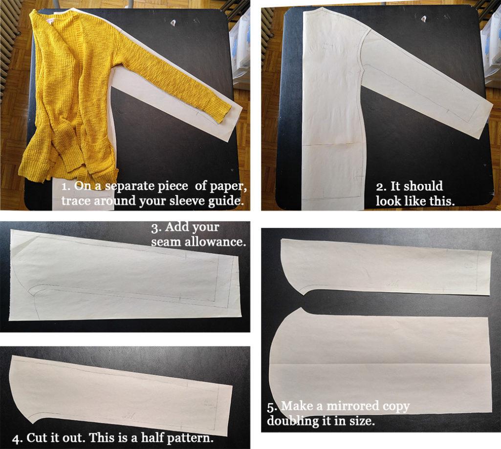 Hooded Wrap Tutorial